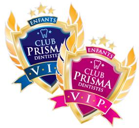 Prisma Dentistes Montreal Club enfants