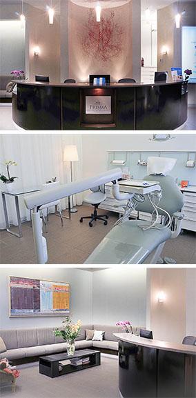 Prisma Dentistes Montreal Contact