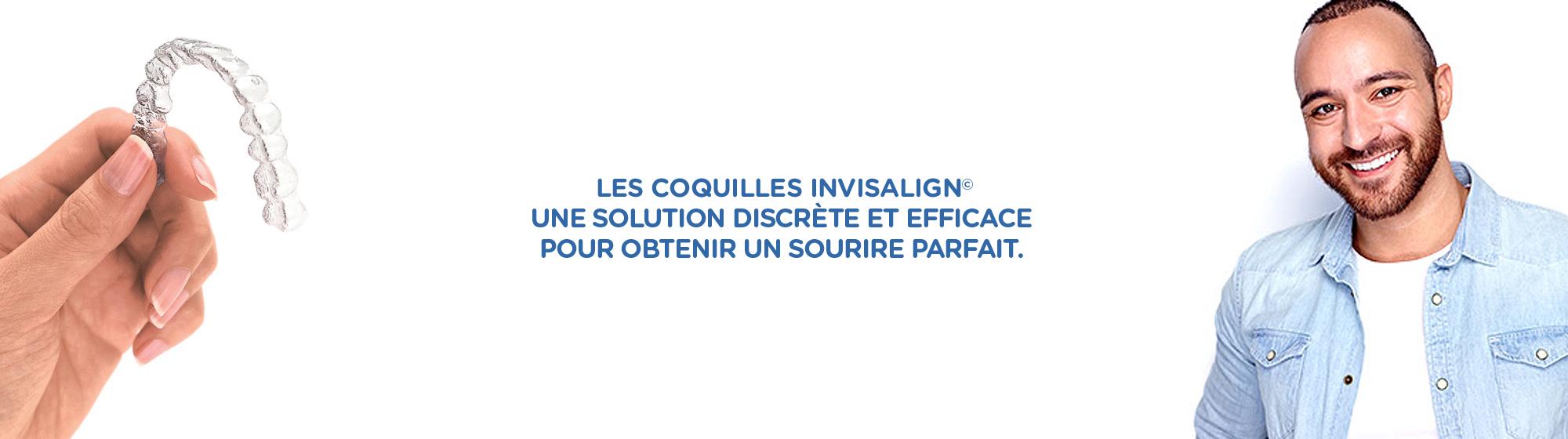 Coquilles Invisalign Prisma Dentistes Montreal